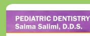 Salma Salimi Pediatric Dentist